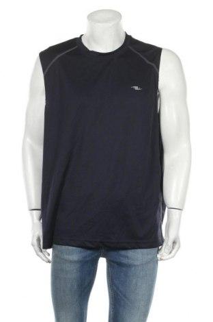 Ανδρική αμάνικη μπλούζα Athletic Works, Μέγεθος XL, Χρώμα Μπλέ, Πολυεστέρας, Τιμή 5,71€