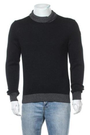 Мъжки пуловер Colmar Originals, Размер M, Цвят Черен, 85% памук, 15% вълна, Цена 254,25лв.