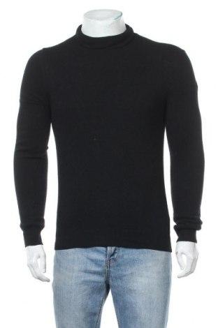 Мъжки пуловер Colmar Originals, Размер M, Цвят Черен, 35% полиамид, 30% вълна, 30% вискоза, 5% кашмир, Цена 254,25лв.
