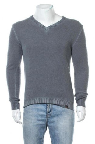 Мъжки пуловер Colmar Originals, Размер M, Цвят Сив, 80% вълна, 20% полиамид, Цена 254,25лв.