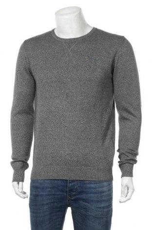 Мъжки пуловер Teddy Smith, Размер L, Цвят Сив, Памук, Цена 26,22лв.