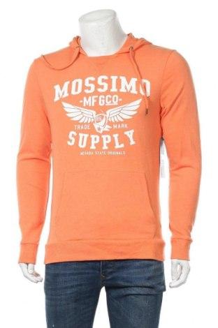 Ανδρικό φούτερ Mossimo, Μέγεθος M, Χρώμα Πορτοκαλί, Βαμβάκι, πολυεστέρας, Τιμή 11,82€