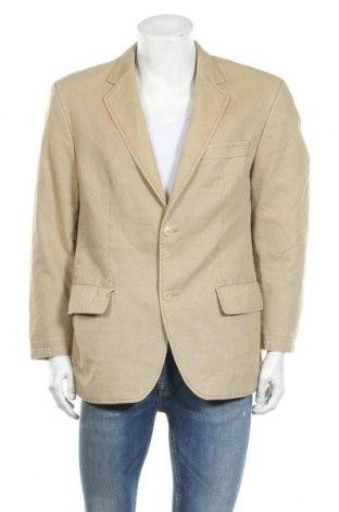 Pánské sako , Velikost L, Barva Béžová, Bavlna, Cena  140,00Kč