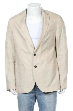 Ανδρικό σακάκι McNeal, Μέγεθος L, Χρώμα  Μπέζ, Τιμή 5,00€