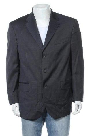 Ανδρικό σακάκι Nautica, Μέγεθος XL, Χρώμα Μπλέ, Μαλλί, Τιμή 8,64€