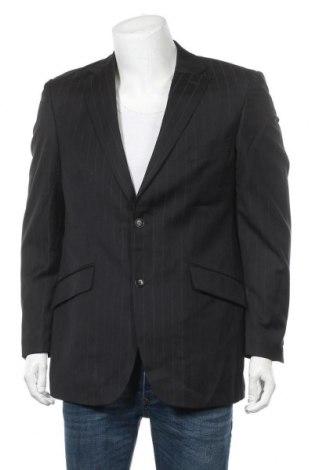 Мъжко сако Peter Jackson, Размер L, Цвят Черен, Вълна, Цена 3,00лв.