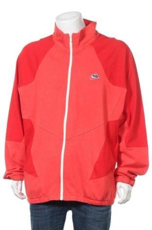 Ανδρική αθλητική ζακέτα Nike, Μέγεθος XXL, Χρώμα Κόκκινο, Βαμβάκι, Τιμή 27,03€