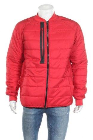 Мъжко яке Geographical Norway, Размер XL, Цвят Червен, Полиамид, Цена 142,57лв.