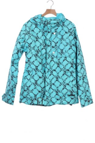 Мъжко яке за зимни спортове Burton, Размер S, Цвят Син, Полиамид, Цена 89,00лв.