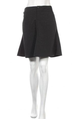 Пола Bruuns Bazaar, Размер M, Цвят Черен, 54% полиакрил, 44% вълна, 2% еластан, Цена 4,54лв.
