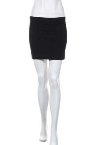 Пола H&M, Размер S, Цвят Черен, 95% памук, 5% еластан, Цена 5,08лв.
