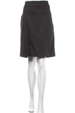 Пола H&M, Размер XL, Цвят Черен, 97% памук, 3% еластан, Цена 5,13лв.
