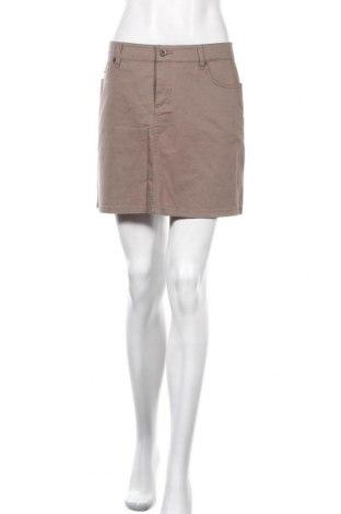 Пола H&M L.O.G.G., Размер M, Цвят Кафяв, 97% памук, 3% еластан, Цена 3,94лв.