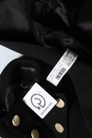 Пола Massimo Dutti, Размер XS, Цвят Черен, 99% вискоза, 1% еластан, Цена 36,96лв.