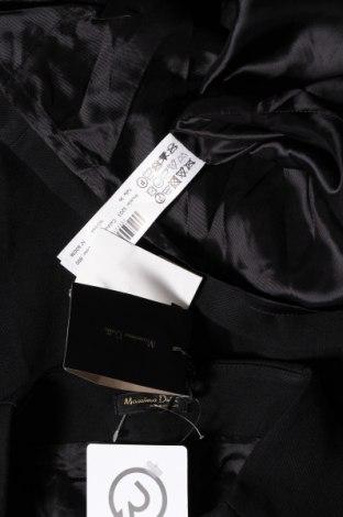 Пола Massimo Dutti, Размер S, Цвят Черен, 99% вискоза, 1% еластан, Цена 40,46лв.