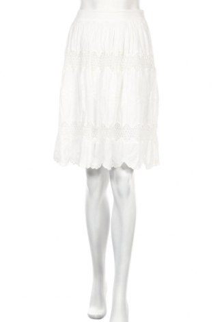 Φούστα Noa Noa, Μέγεθος L, Χρώμα Λευκό, Βαμβάκι, Τιμή 58,06€