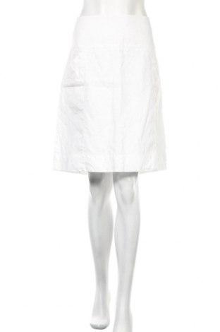 Φούστα Noa Noa, Μέγεθος XL, Χρώμα Λευκό, Λινό, Τιμή 13,36€