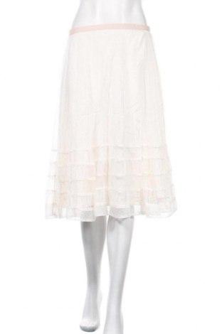 Φούστα Noa Noa, Μέγεθος L, Χρώμα Λευκό, Πολυεστέρας, Τιμή 27,28€