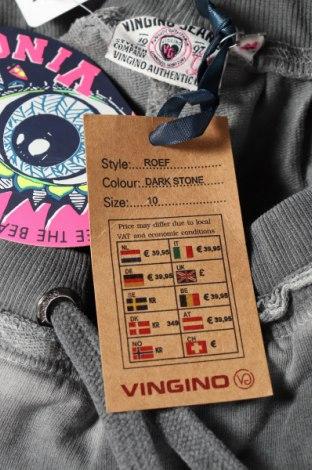 Φούστα-παντελόνι Vingino, Μέγεθος 9-10y/ 140-146 εκ., Χρώμα Γκρί, Βαμβάκι, Τιμή 16,08€