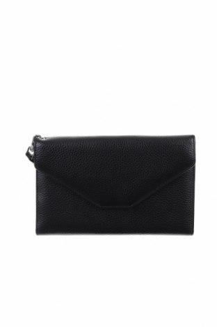 Πορτοφόλι, Χρώμα Μαύρο, Γνήσιο δέρμα, Τιμή 17,15€