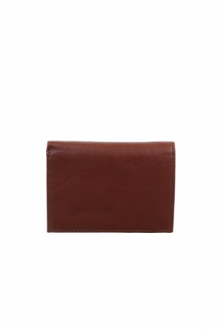 Портмоне Dockers, Цвят Кафяв, Естествена кожа, Цена 32,13лв.