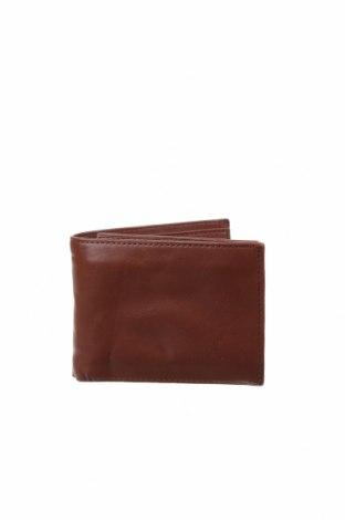 Портмоне Dockers, Цвят Кафяв, Естествена кожа, Цена 19,85лв.