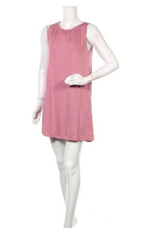 Рокля Zebra, Размер S, Цвят Розов, 95% вискоза, 5% еластан, Цена 11,34лв.