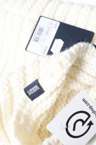 Κασκόλ Ciesse Piumini, Χρώμα Λευκό, 15% μαλλί από αλπακά, 15% μαλλί, 10% βισκόζη, 60%ακρυλικό, Τιμή 8,84€