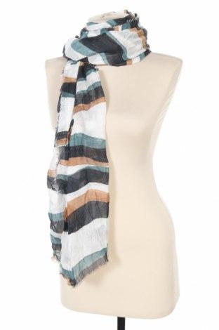 Шал Massimo Dutti, Цвят Многоцветен, 61% модал, 36% лен, 3% коприна, Цена 27,52лв.