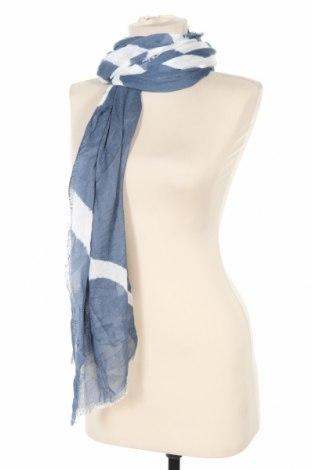 Κασκόλ Massimo Dutti, Χρώμα Μπλέ, 85% μοντάλ, 15% λινό, Τιμή 12,63€