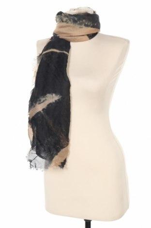 Шал Massimo Dutti, Цвят Черен, 90% модал, 10% вълна, Цена 37,12лв.