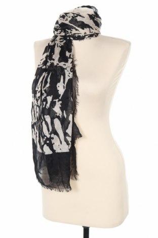 Κασκόλ Massimo Dutti, Χρώμα Μαύρο, 90% μοντάλ, 10% μαλλί, Τιμή 11,55€
