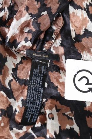 Κασκόλ Massimo Dutti, Χρώμα Πολύχρωμο, Μετάξι, Τιμή 32,48€