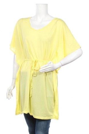 Τουνίκ Bpc Bonprix Collection, Μέγεθος L, Χρώμα Κίτρινο, Πολυεστέρας, Τιμή 5,68€