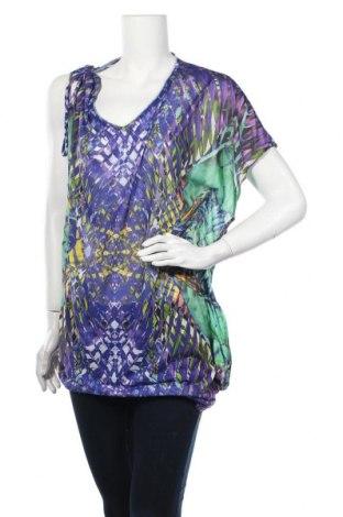 Туника H&M, Размер S, Цвят Многоцветен, 100% полиестер, Цена 4,99лв.
