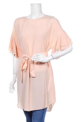 Τουνίκ TWINSET, Μέγεθος XL, Χρώμα Ρόζ , 66% βισκόζη, 34% μετάξι, Τιμή 41,89€