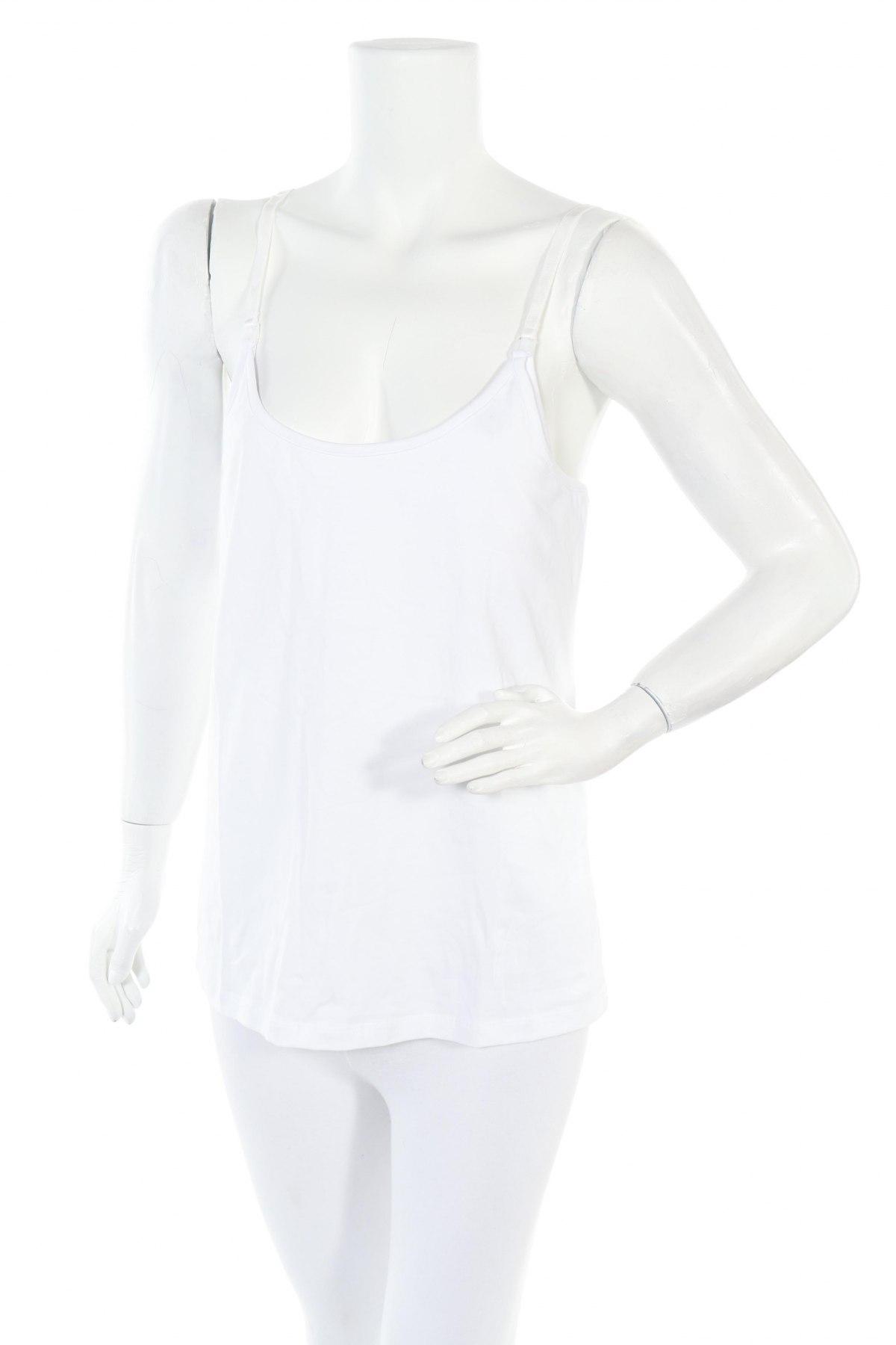 Дамско бельо Neun Monate, Размер L, Цвят Бял, 95% памук, 5% еластан, Цена 15,96лв.