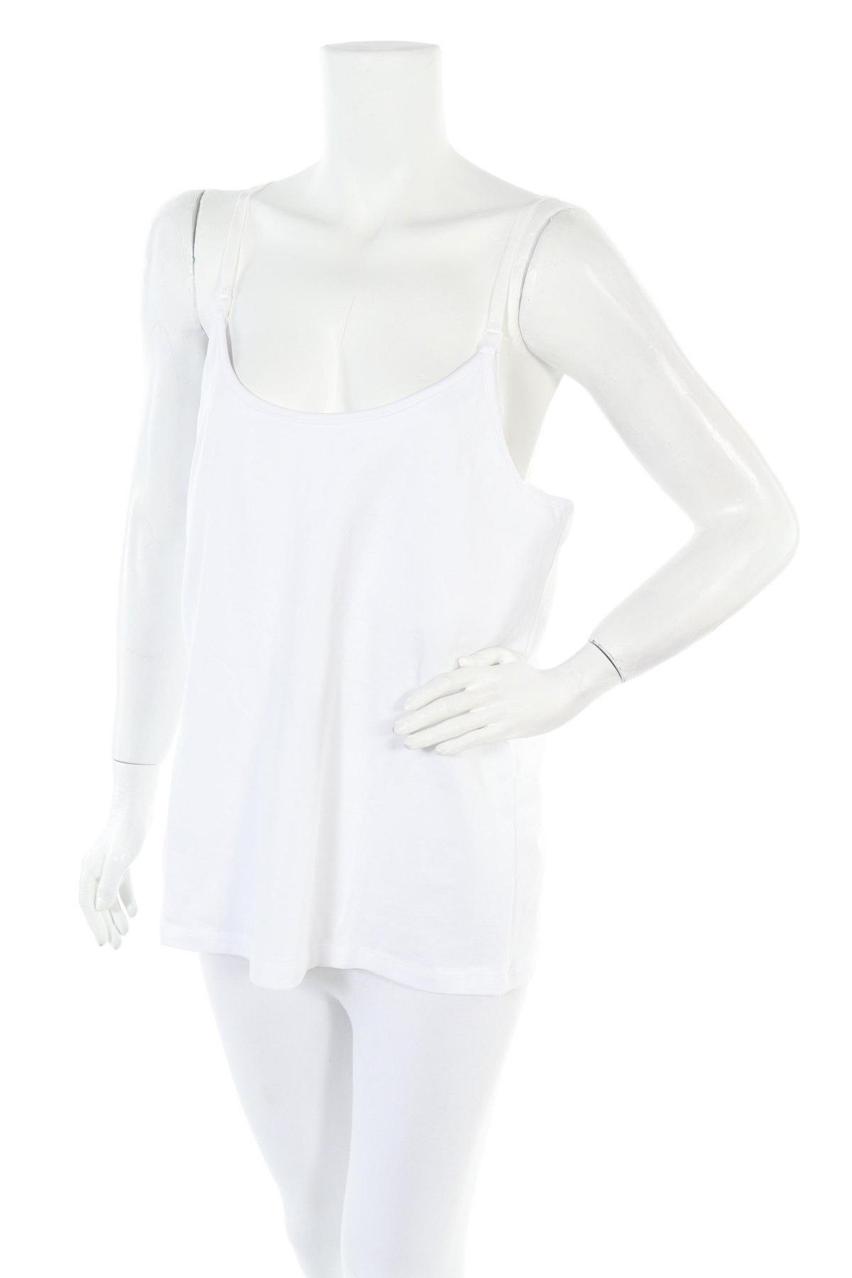 Дамско бельо Neun Monate, Размер XL, Цвят Бял, 95% памук, 5% еластан, Цена 15,96лв.