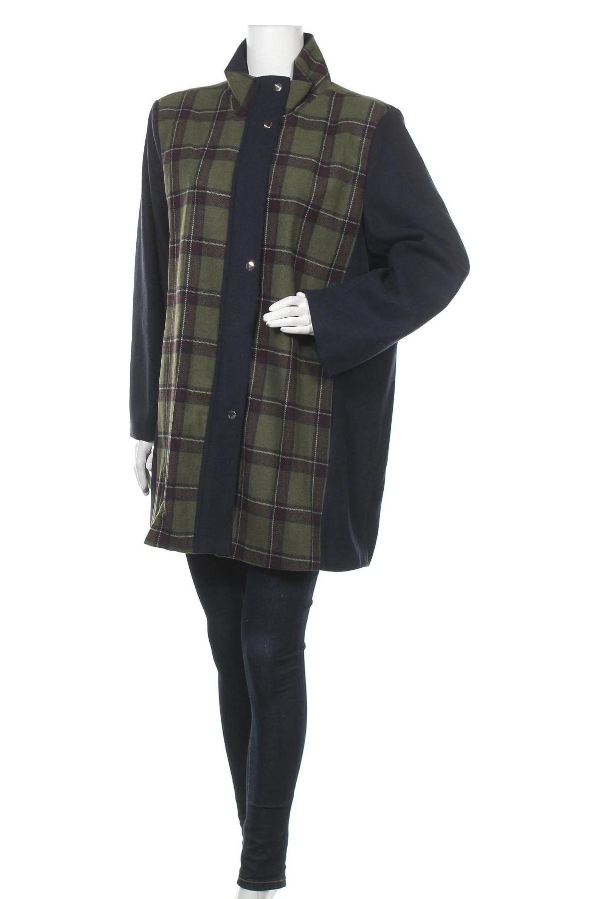 Дамско палто Bellissima, Размер XXL, Цвят Многоцветен, 100% полиестер, Цена 62,40лв.