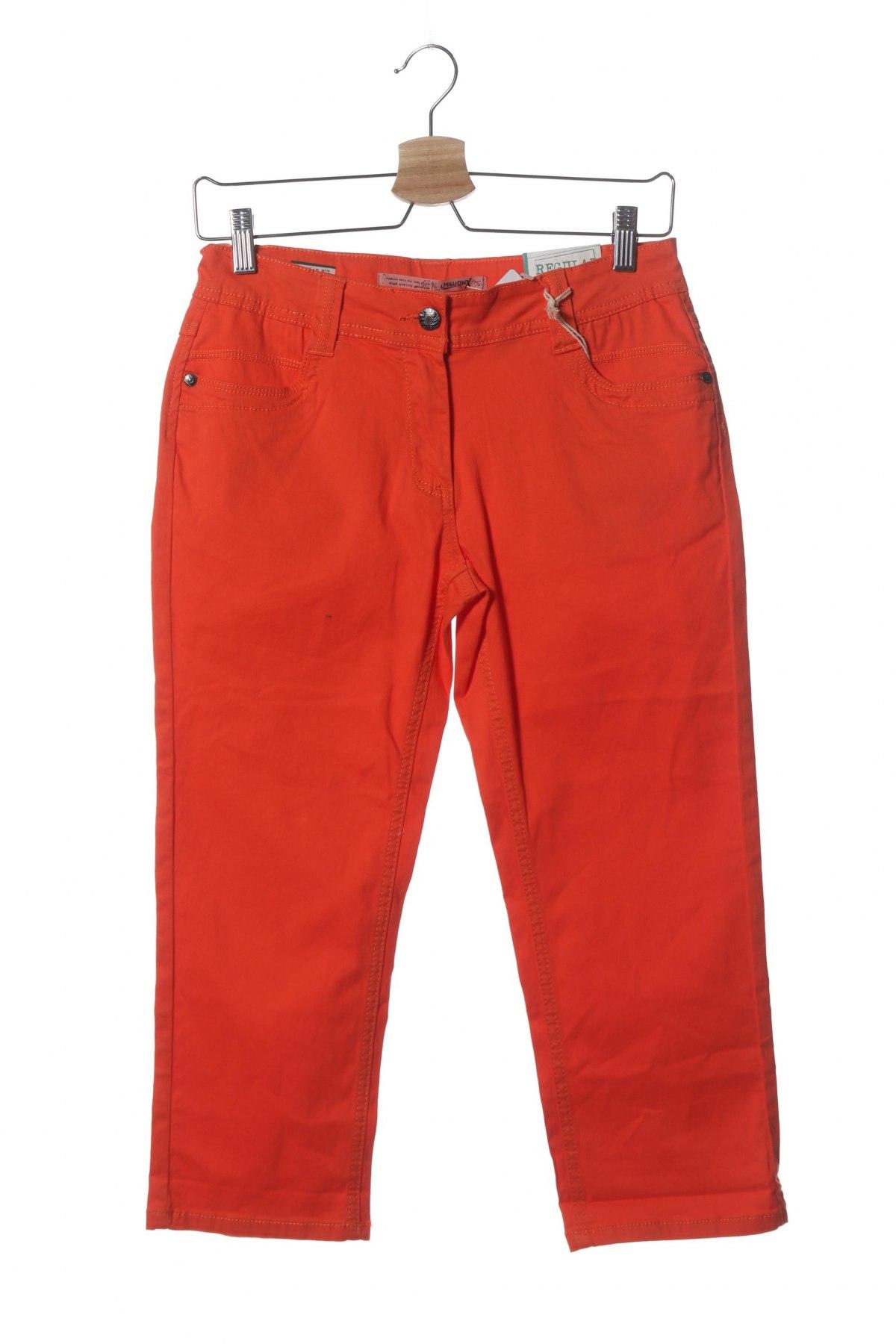 Παιδικό παντελόνι Million X, Μέγεθος 14-15y/ 168-170 εκ., Χρώμα Πορτοκαλί, 98% βαμβάκι, 2% ελαστάνη, Τιμή 10,64€