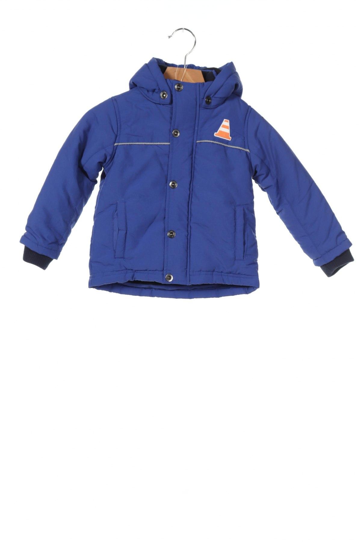 Dětská bunda  Blue Seven, Velikost 12-18m/ 80-86 cm, Barva Modrá, 100% polyamide, Cena  841,00Kč