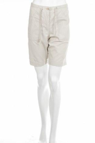 Дамски къс панталон St. Michael Marks & Spencer, Размер M, Цвят Бежов, 100% памук, Цена 5,20лв.