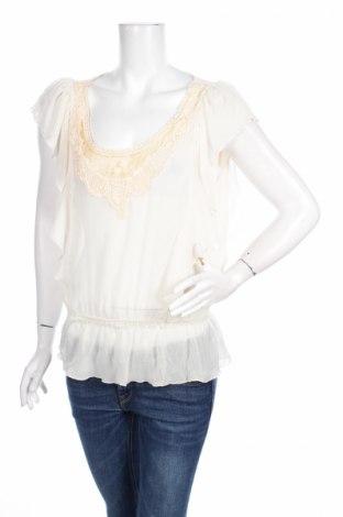 Γυναικεία μπλούζα Isabella Rodriguez, Μέγεθος M, Χρώμα Εκρού, 100% πολυεστέρας, Τιμή 4,95€