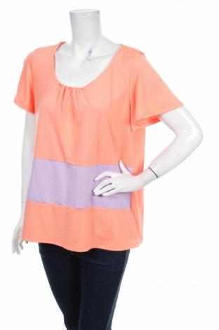 Дамска блуза Maite Kelly, Размер L, Цвят Розов, 95% полиестер, 5% еластан, Цена 5,50лв.