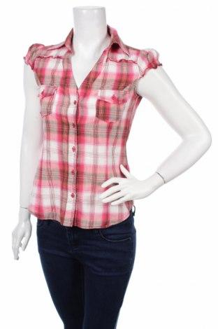 Дамска риза Amazing, Размер S, Цвят Розов, 100% памук, Цена 3,75лв.