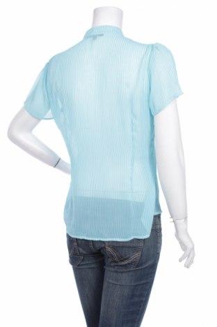 Γυναικείο πουκάμισο Etam, Μέγεθος M, Χρώμα Μπλέ, 100% πολυεστέρας, Τιμή 10,52€