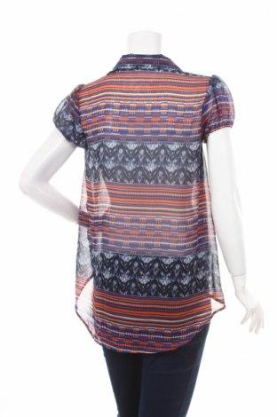 Γυναικείο πουκάμισο Gloria Jeans, Μέγεθος M, Χρώμα Πολύχρωμο, Πολυεστέρας, Τιμή 10,52€