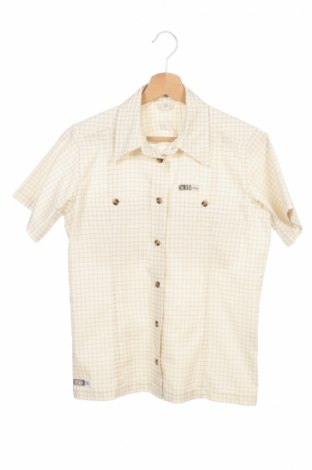 Γυναικείο πουκάμισο Salewa, Μέγεθος S, Χρώμα  Μπέζ, 100% πολυεστέρας, Τιμή 14,85€