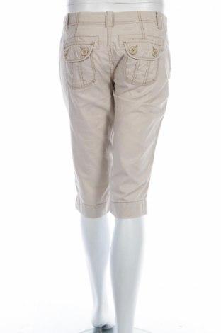 Γυναικείο κοντό παντελόνι Aeropostale, Μέγεθος M, Χρώμα  Μπέζ, Βαμβάκι, Τιμή 3,67€