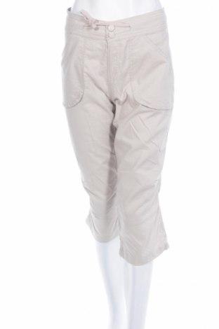 Дамски панталон Chicoree, Размер S, Цвят Бежов, 100% памук, Цена 6,08лв.